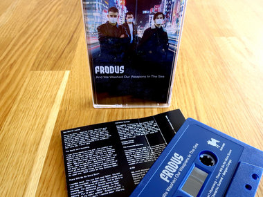 """Weapons"" Dead-Stock Cassette (Polish Pressing 1999) main photo"