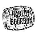 Harley Bourbon image