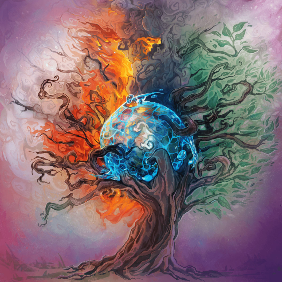 The Modern Folk Music Of America The Lifted Theory Tree Of Life