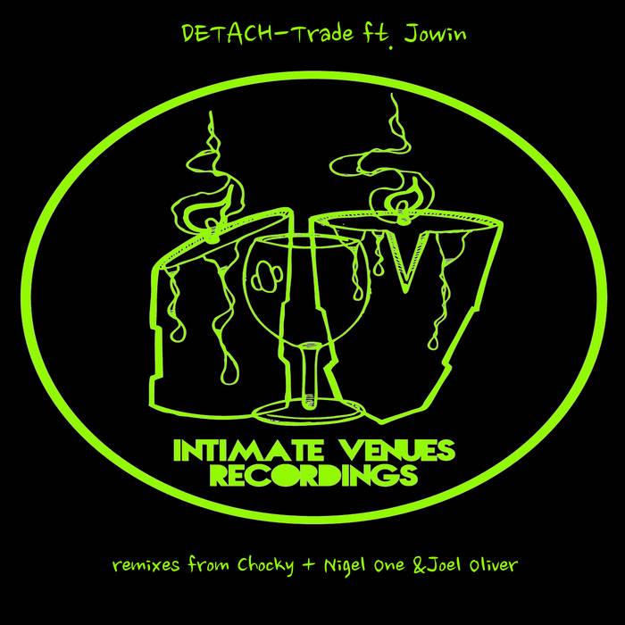 Detach-Trade feat. Jowin cover art
