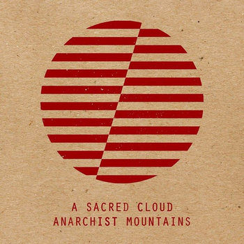 A Sacred Cloud / Arnachist Mountains // EP cosmique cover art