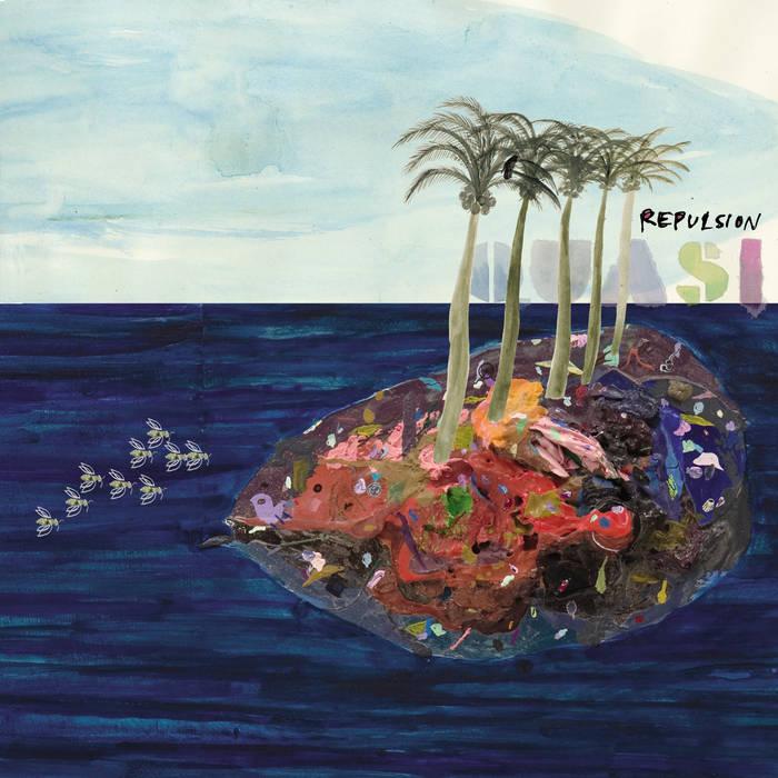 Repulsion + 2 cover art
