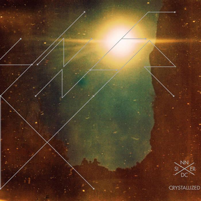 Crystallized LP cover art