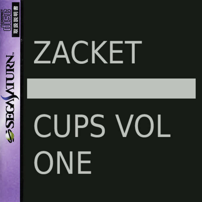 cups vol. I cover art