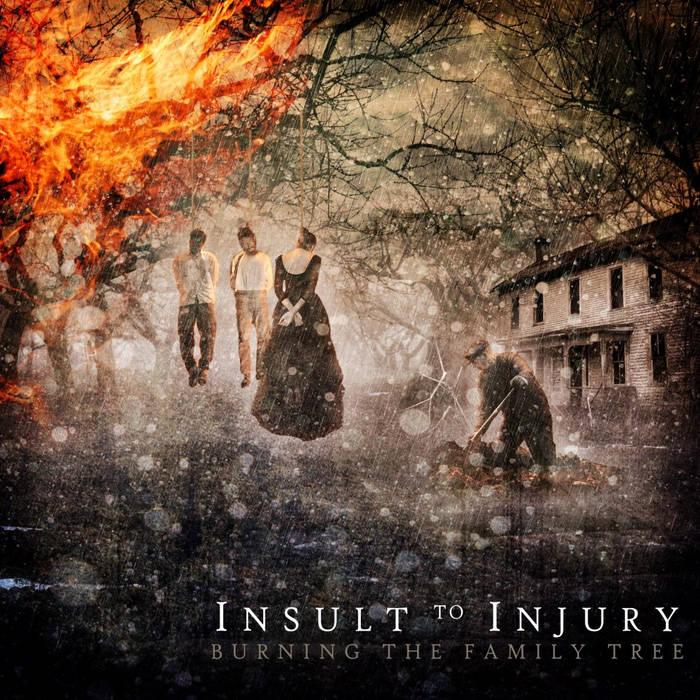 Burning The Family Tree cover art