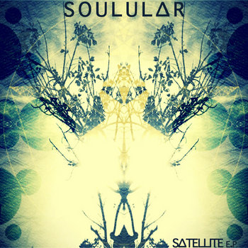 S∆TELLITE EP cover art