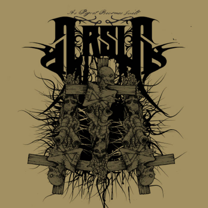 ARSIS - As Regret Becomes Guilt cover art