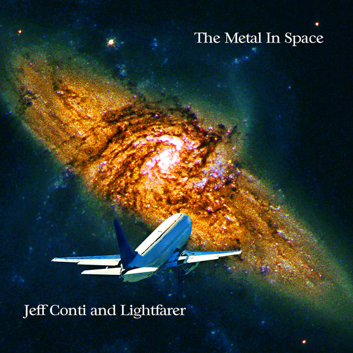 The Metal In Space Charity Release cover art