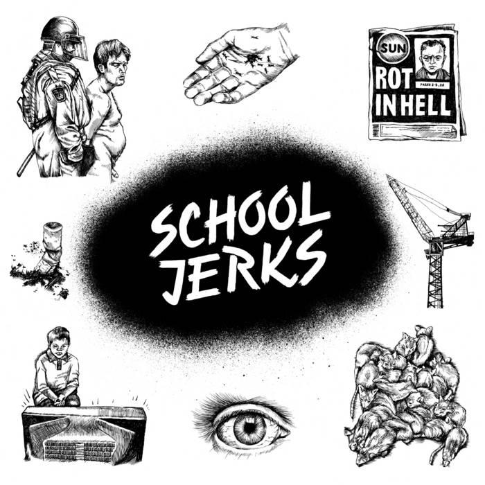 School Jerks cover art