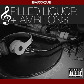 Spilled Liquor & Ambitions cover art