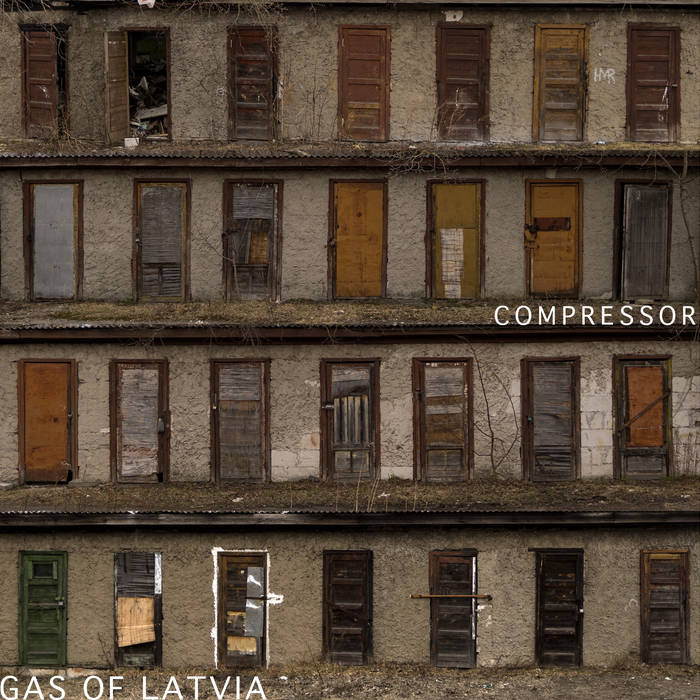 COMPRESSOR cover art