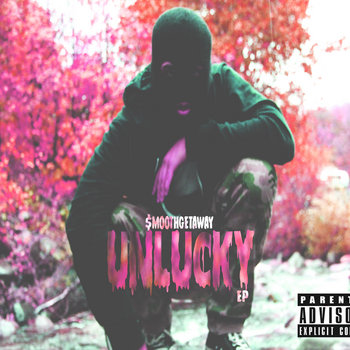 UNLUCKY cover art