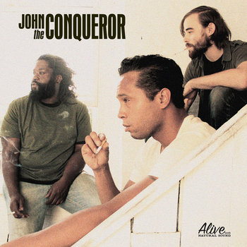John the Conqueror cover art