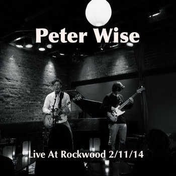 Live at Rockwood 2/11/14 cover art
