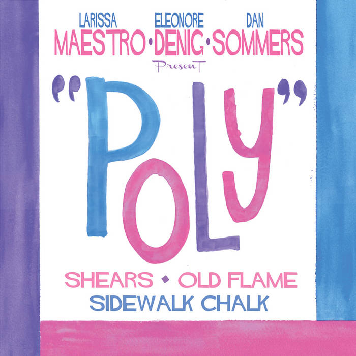 3 Songs by Poly cover art
