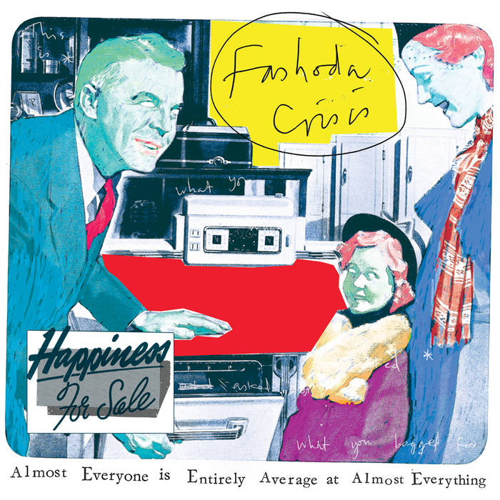 Almost Everyone is Entirely Average at Almost Everything cover art