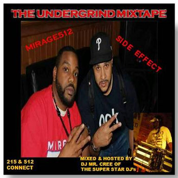 The Undergrind Mixtape cover art