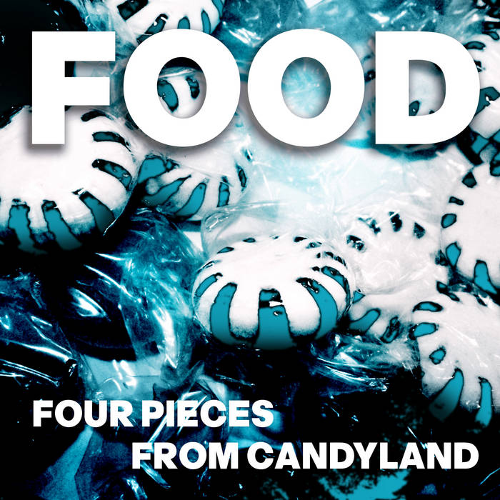 Four Pieces From Candyland cover art