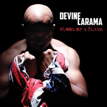 Blood Of A Slave (Album) cover art