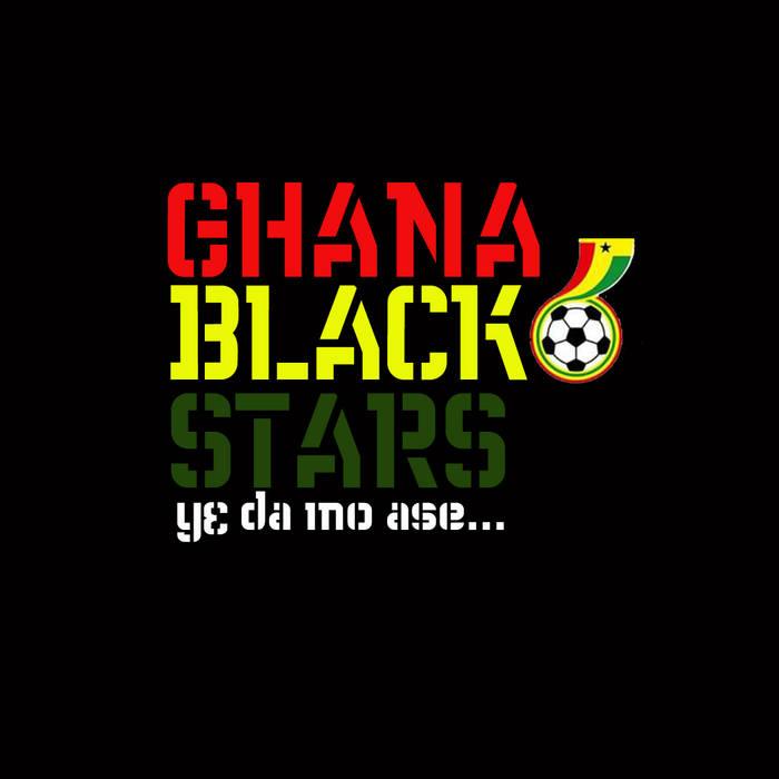 Yɛ da mo ase (Ghana Black Stars) cover art
