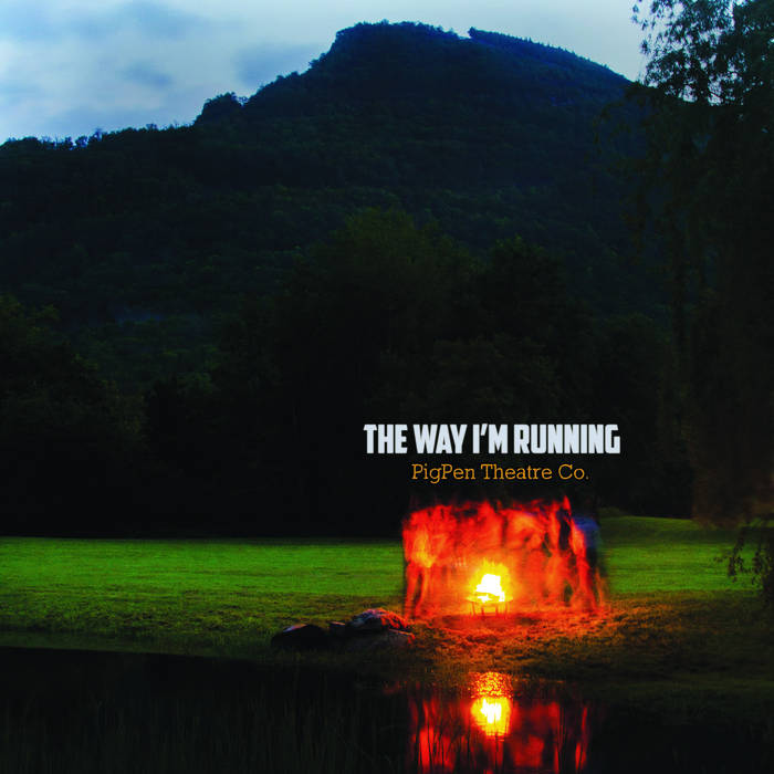 The Way I'm Running cover art