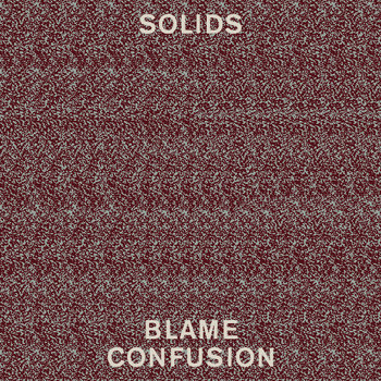 Blame Confusion cover art