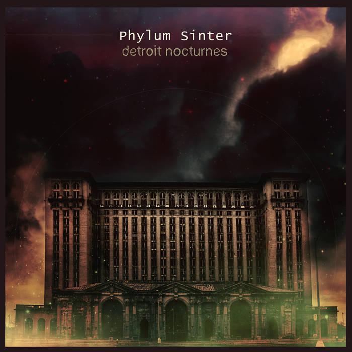 Detroit Nocturnes cover art