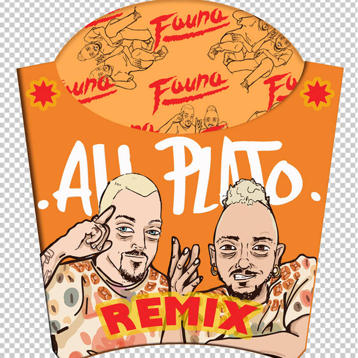 ELFM024 - All Plato (Remix) cover art