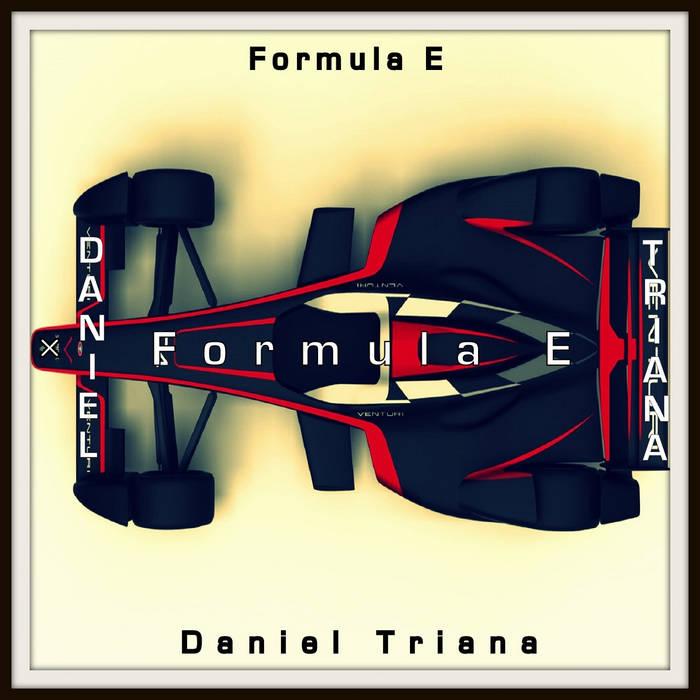 Formula E cover art