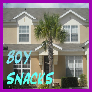 BOY SNACKS cover art