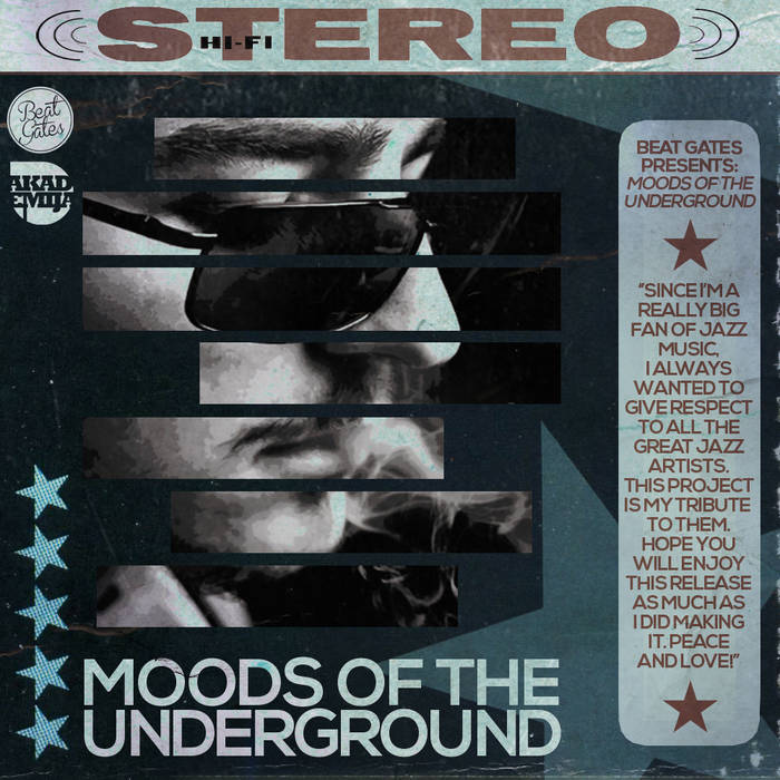 Moods Of The Underground cover art