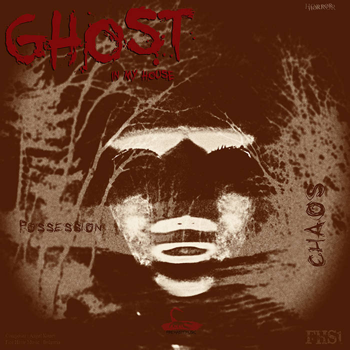 Ghost in My House cover art