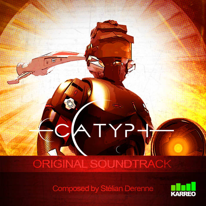 Catyph Soundtrack cover art