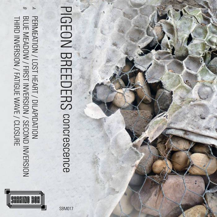 Concrescence cover art