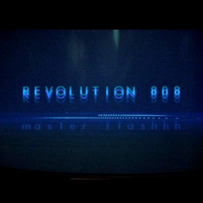 Revolution 808 cover art