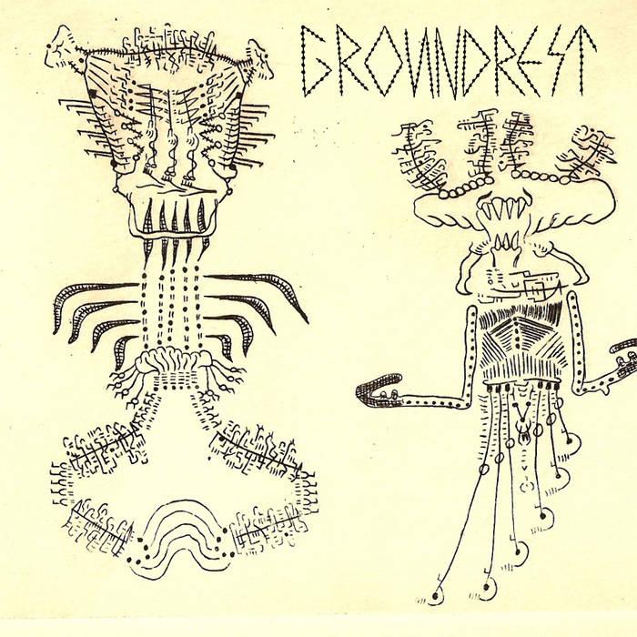 Groundrest cover art
