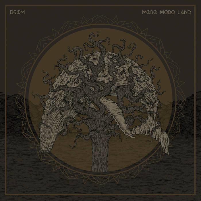 Drom / Moro Moro Land split cover art