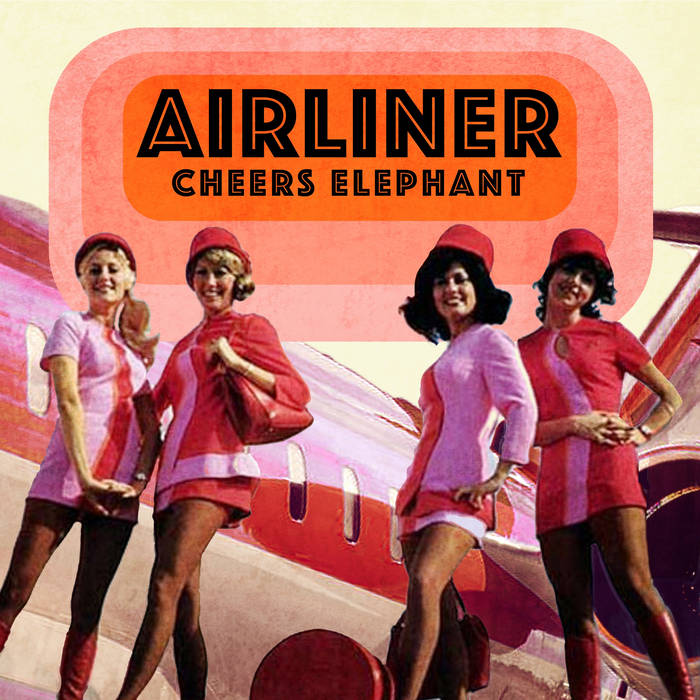 Airliner cover art