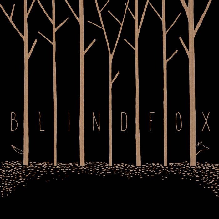 BlindfoX cover art