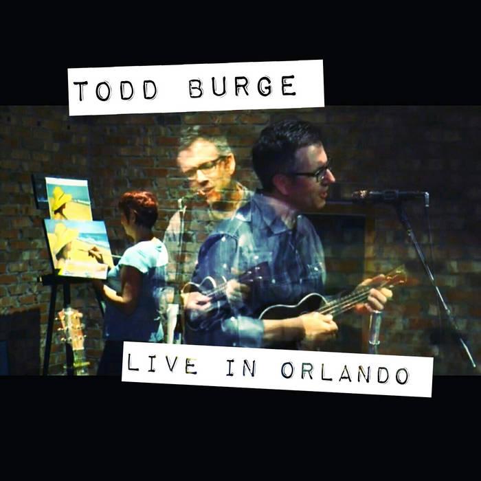 Live in Orlando cover art