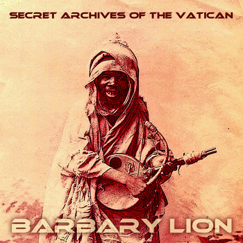 Barbary Lion cover art