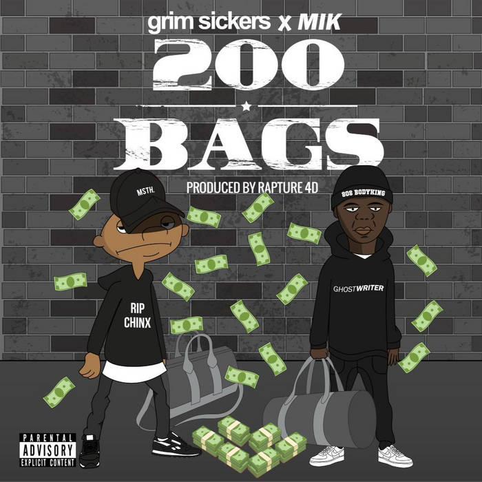 200 Bags cover art