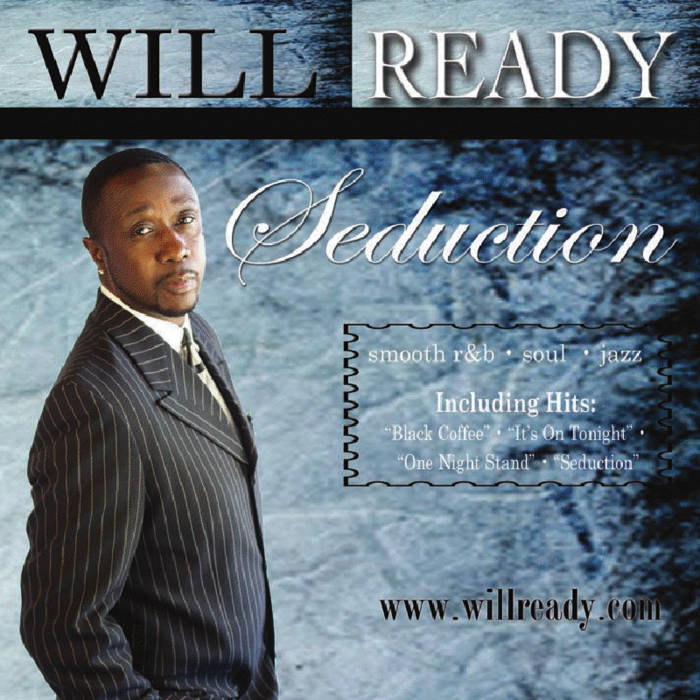 Seduction-R&B, Soul, Smooth Jazz-$9.99! cover art