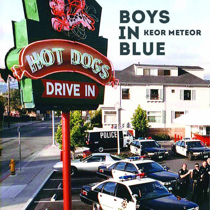Boys in Blue cover art