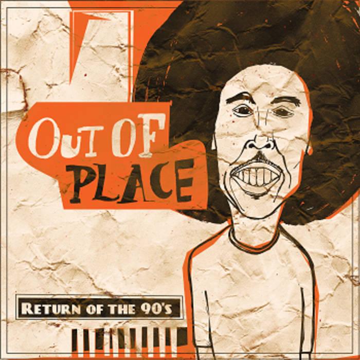 Return of the 90's cover art