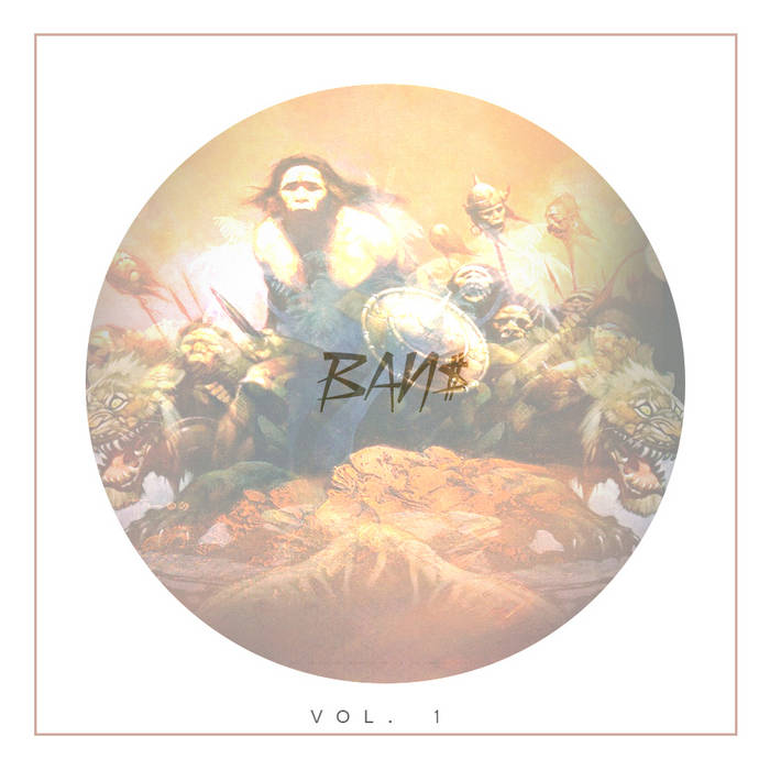 BAN$ VOL 1. cover art
