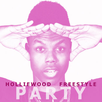 PARTY (freestyle) cover art