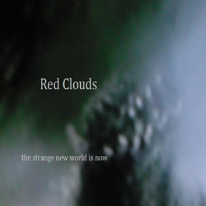 the strange new world is now cover art