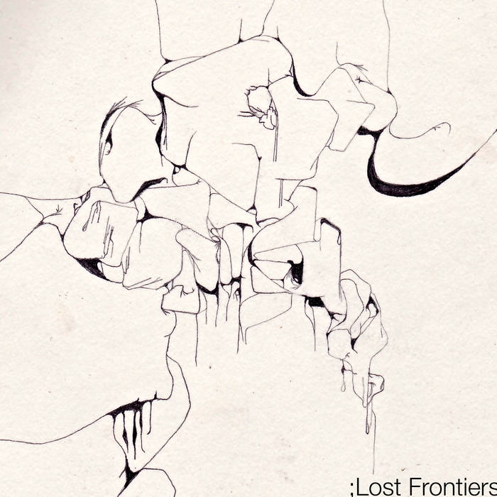 Lost Frontiers [ep] cover art