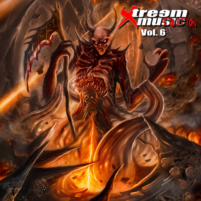 XTREEM MUTILATION - Vol​​​.​​​6 (CD3) cover art
